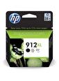 HP 3Yl84A Siyah Mürekkep Kartuş (912Xl) Siyah